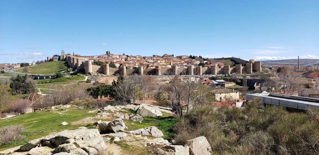 My Retreat With St. Teresa Part 4: THE WALLS OF AVILA AND OUR CALL TO GO OUT  Reflections on the beauty and challenge of our Regnum Christi mission
