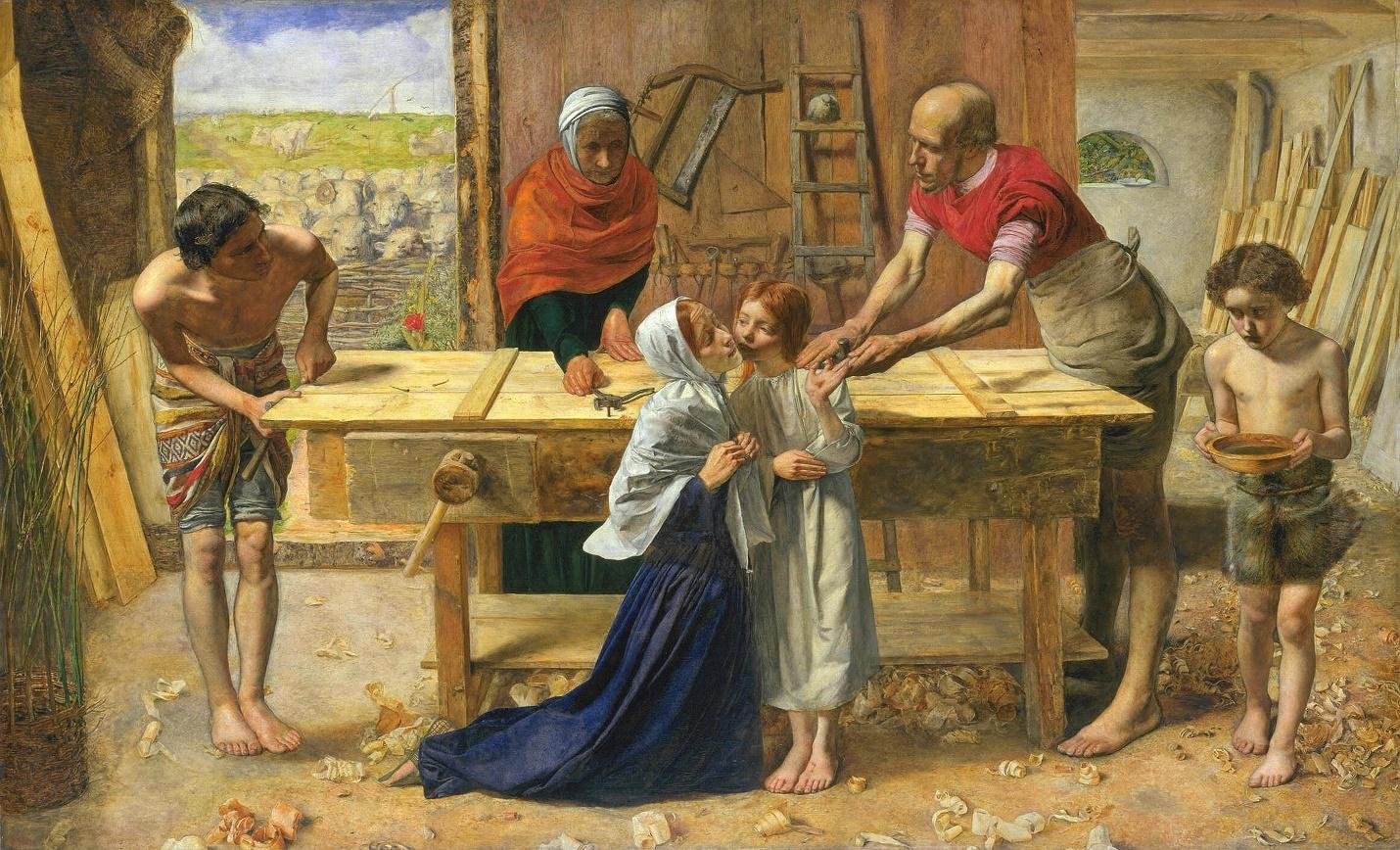 Lessons from the Workshop of Saint Joseph13. Returning Failure